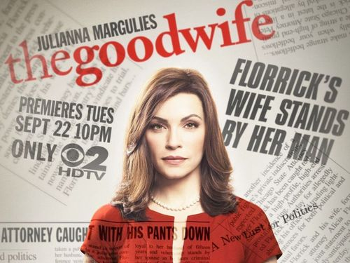 The Good Wife wallpaper called The Good Wife - Wallpaper