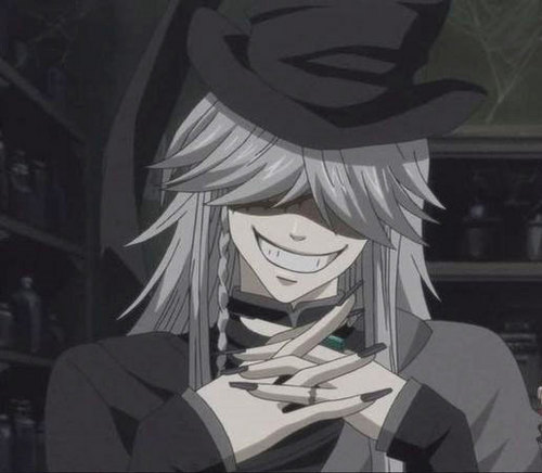 The UnderTaker - black-butler Photo