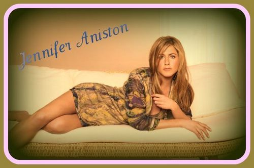 The gorgeous Jennifer Aniston