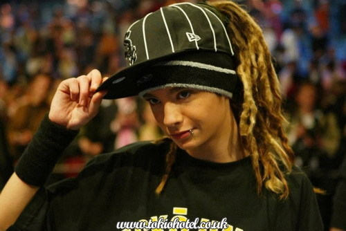Tokio Hotel वॉलपेपर titled Tom