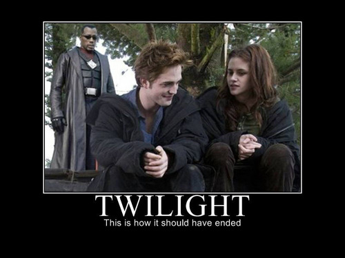 Twilight Funny :D