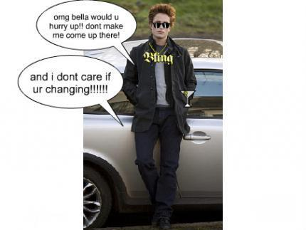 Twilight Funny :D