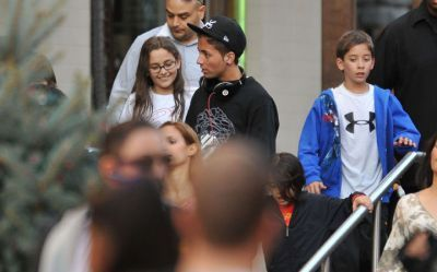 Universal Studios - Nov 14, 2009