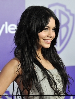 Vanessa @ 2010 InStyle Golden Globes Party