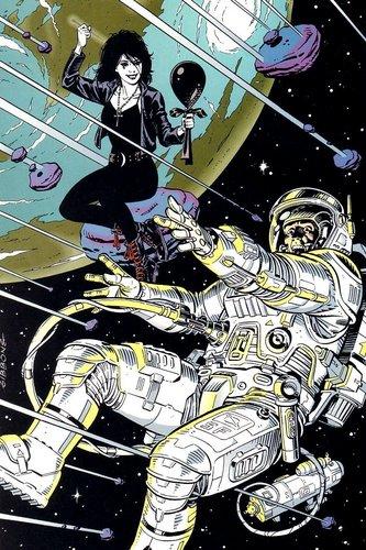 Vertigo Comics | Death - Sandman