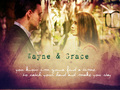 Wayen &amp; Grace - the-mentalist wallpaper