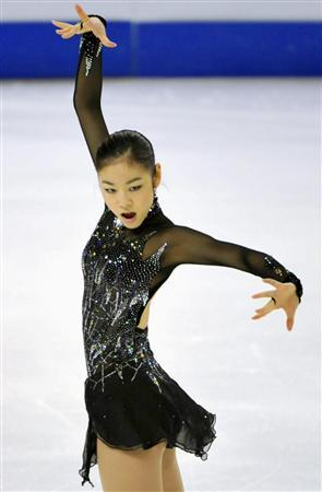 Yuna Kim Danse Macabre & 007 James Bond