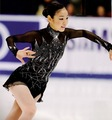 Yuna Kim's legendary program (short program 08-09 season Danse Macabre)