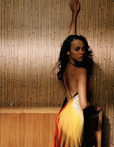 Zoe Saldana | Giant Photoshoot - zoe-saldana Photo
