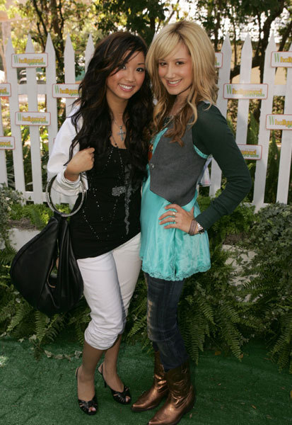 Brenda Song And Ashley Tisdale Song ashley  brenda