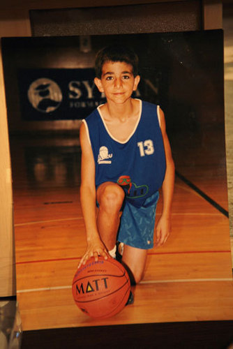 baby pic - ricky-rubio Photo