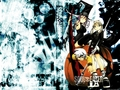 blair and maka - soul-eater wallpaper