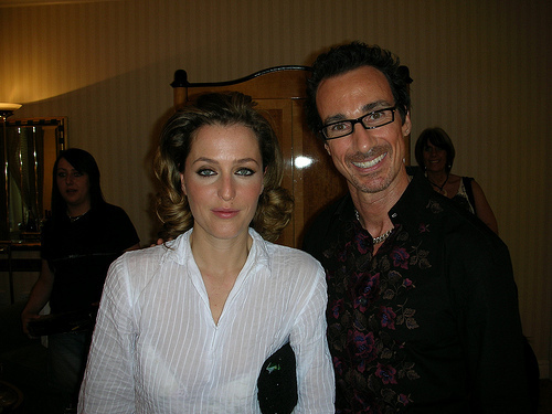 gillian anderson and stuart philipps