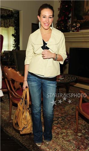 haylie-At Jennifer Tisdale 's baby shower