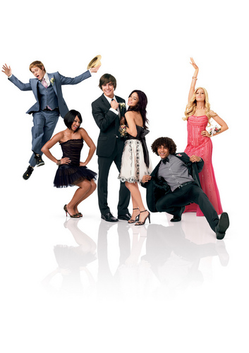 High School Musical 3 wallpaper called hsm
