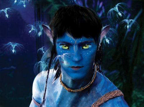 i'm Avatar =)