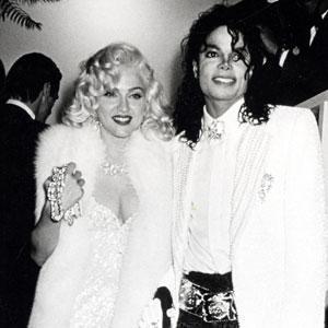 Мадонна and mj