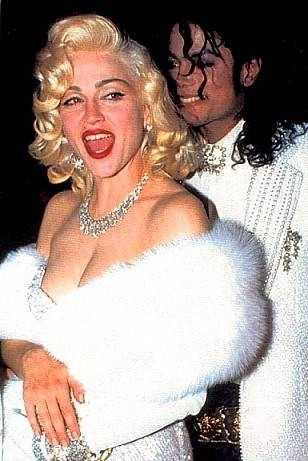 Madonna and mj