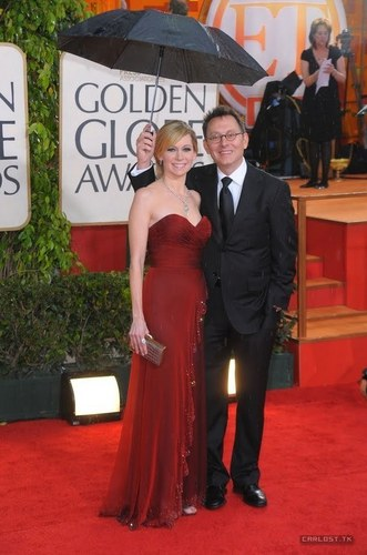 michael Emerson- 67th Annual Golden Globe Awards