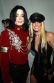 michael and britney! - michael-jackson photo