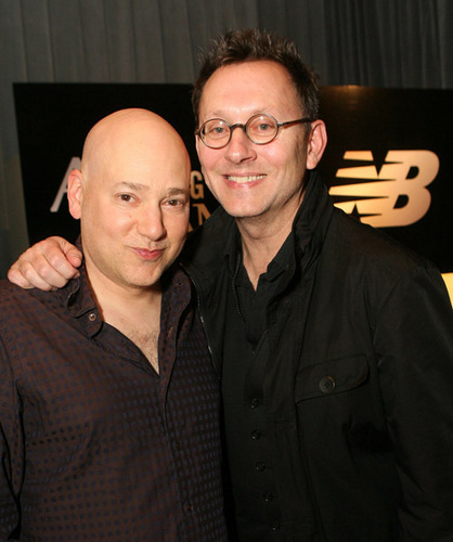 """Michael Emerson - Attend Access Hollywood """"Stuff Du Must…"""" Lounge"""