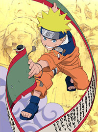 Naruto rocks