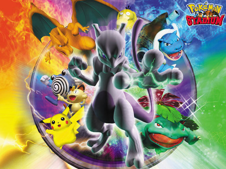 pokemon stadium pic