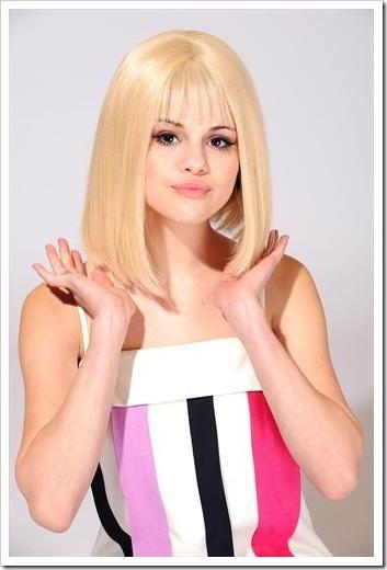 selena blondie   selena gomez photo 9986905   fanpop