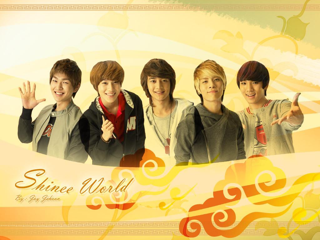 shinee shinee wallpaper 9910014 fanpop