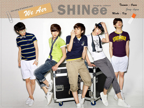 Shinee Ring Ding Dong Album Cover