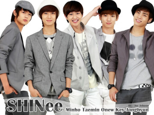 Shinee wallpaper entitled shinee