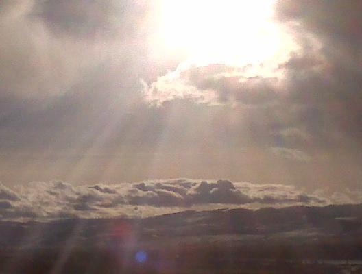 sky in monntana