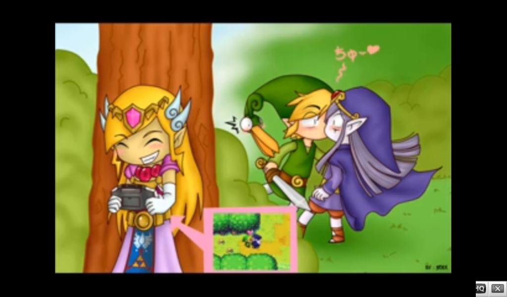 The Legend Of Zelda Immagini What Happened I Did Not Draw Though