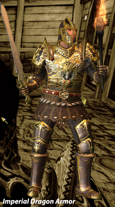 what sort of heavy armour do you prefer oblivion elder scrolls