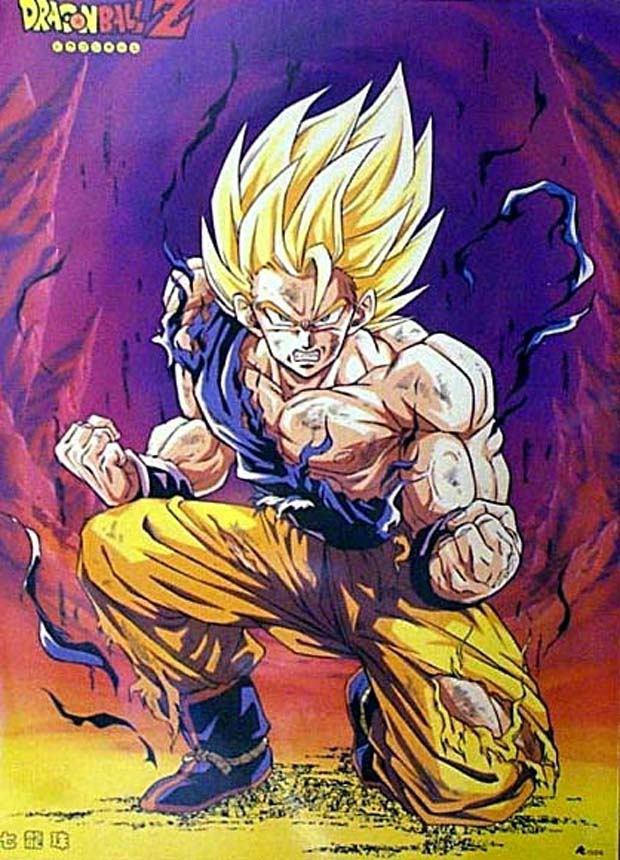 Bảy viên ngọc rồng Z Goku vs Vegeta vs Piccolo vs Frieza who win?