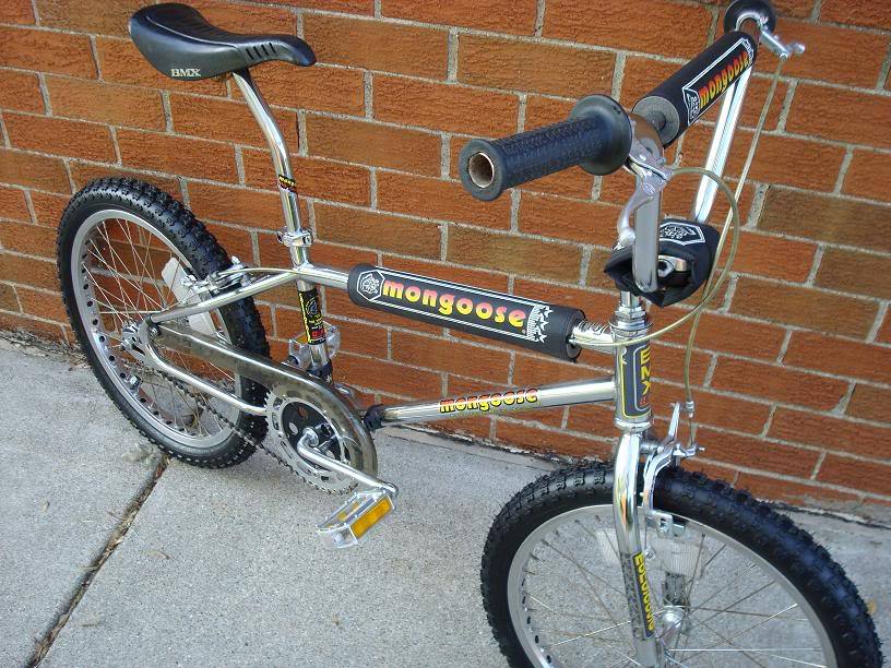 If You Raced Bmx In The 80 S What Manufacture And Model