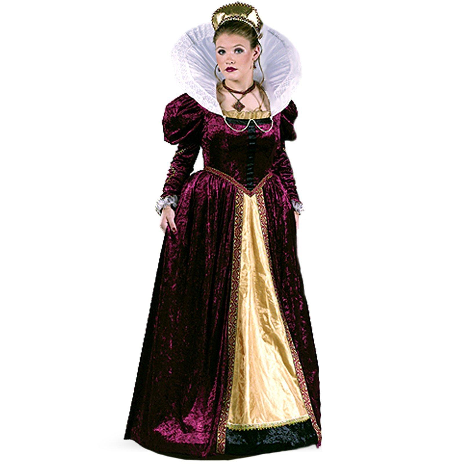 Платье для королевы для девочки своими руками 47