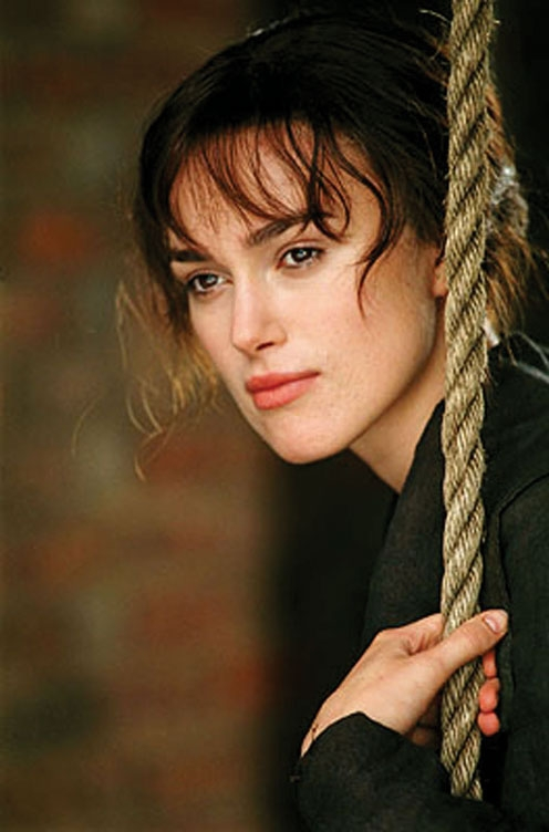 which 'pride and prejudice' Actress? Poll Results ...