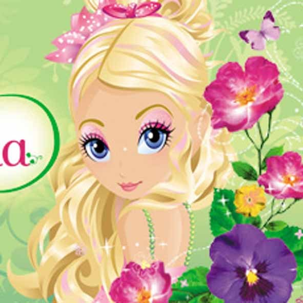 Which is your favorite character in Barbie Thumbelina ...
