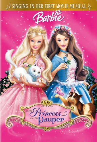 Which Is Your Favorite Barbie Film Poll Results Barbie Princess And The Pauper