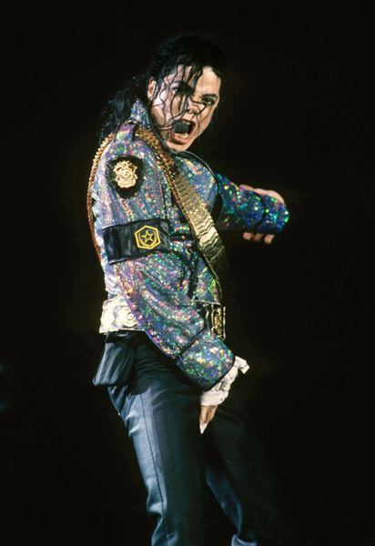 if you've watched MICHAEL JACKSON:LIVE IN BUCHAREST what song was