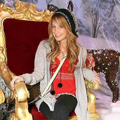 "Ashley Tisdale What do you think of Ashley Tisdale's rendition of ""Last Christmas""?"