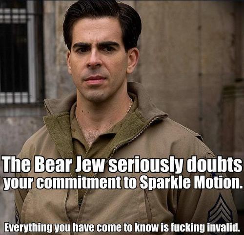 the bear jew