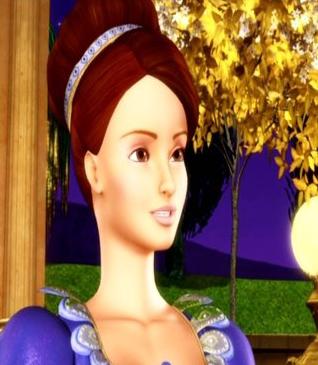 Barbie 12 dancing princesses courtney