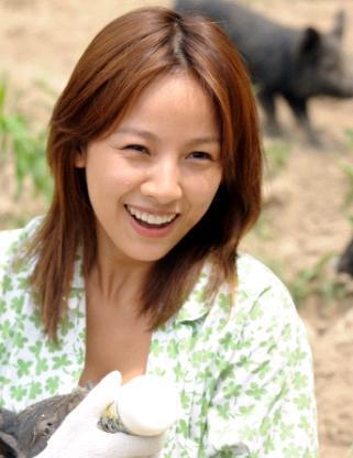 hyori lee no makeup. no make-up? - Lee Hyori -