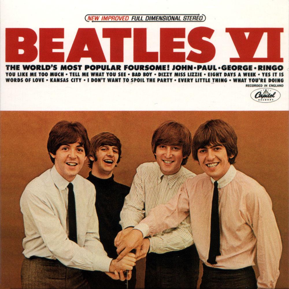 The Beatles Kansas City Boys