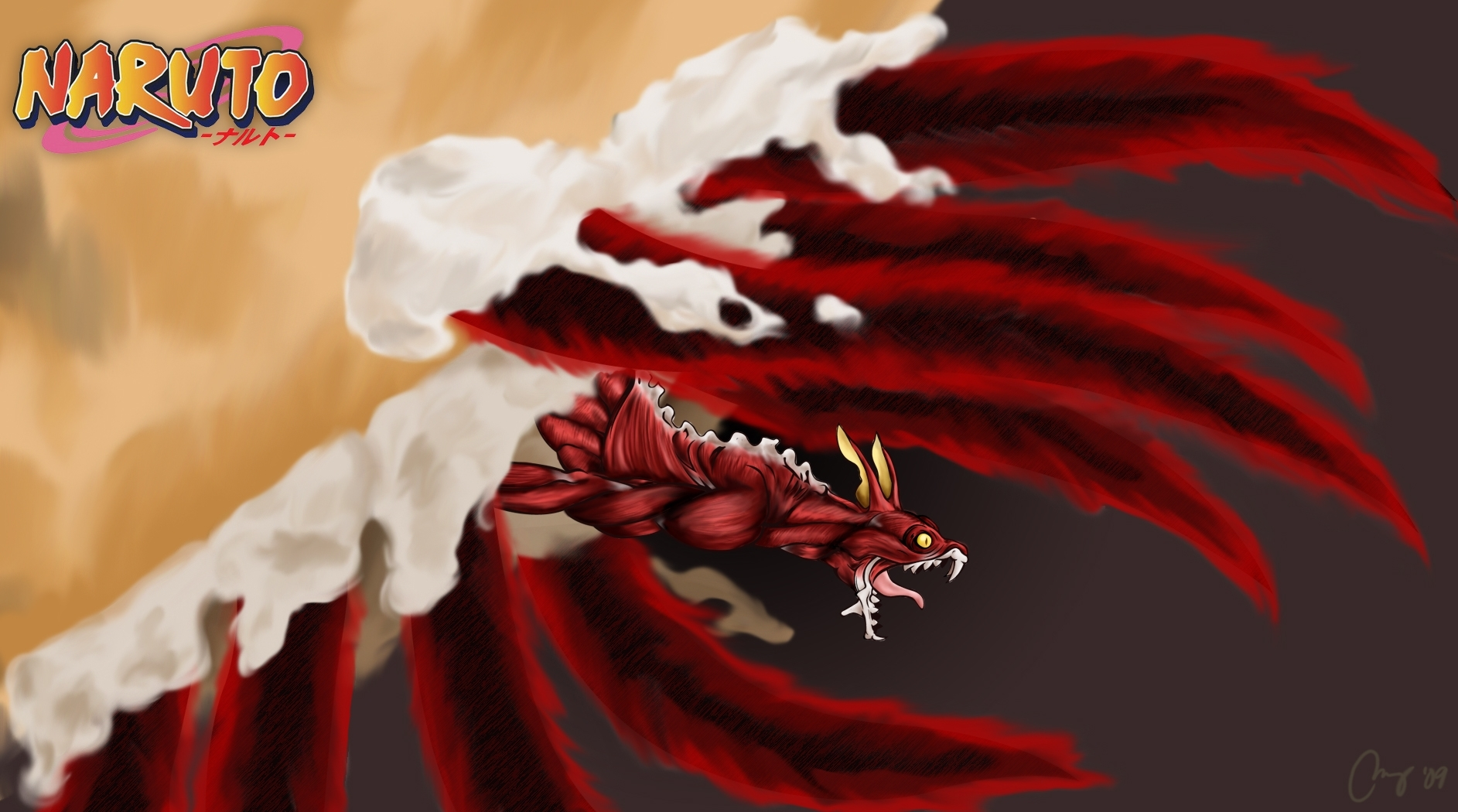 what is your fav tailed beast form? - Naruto - fanpop