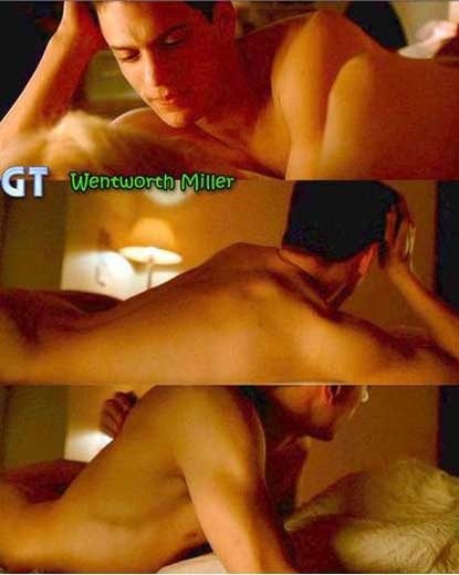 Look Wentworth miller naked images you science