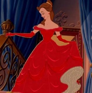 Disney Red Dresses