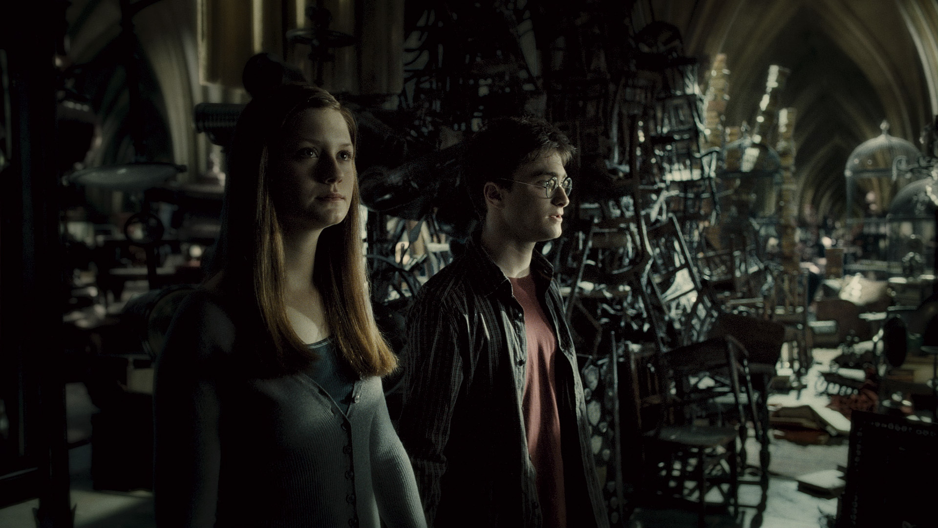 which of the storylines in the half blood prince is your favourite poll results